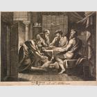 Philemon und Baucis mit ...