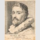 Pieter II. de Jode ...