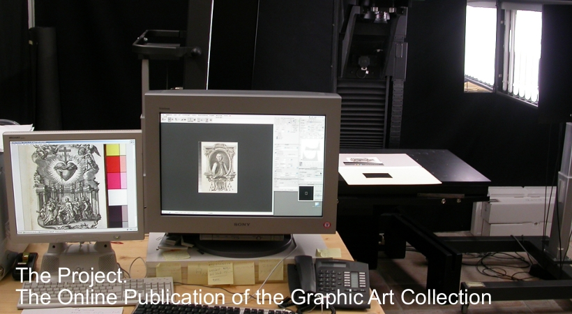 The Project. The Online Publication of the Graphic Art Collection